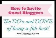 How to do guest blogging / How to do perfect guest blogging and find guest blogging opportunities for your blog and business.