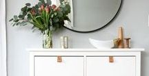 Ikea Hacks / Innovative and easy ways to turn Ikea furniture from cheap to chic
