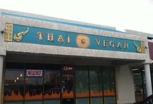 Eating Out Vegan