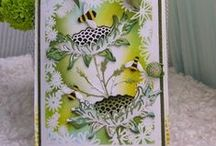 Cards by you! / Poppy Stamps dies pinned by you! Thank you for using your art to inspire!