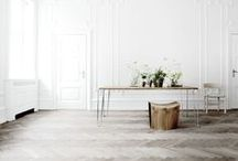 Interiors / Interiors and details for inspiration