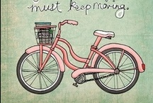 Bicycles / Nice bicycles, fashion accessories and must have outfits.