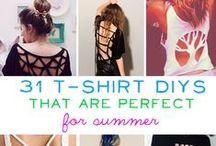 t-shirts diy