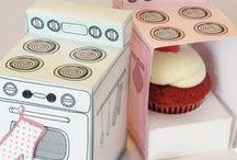 Cupcake Cuties / by Lynn Pena