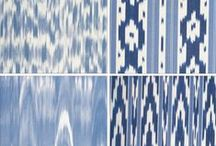 TEIXITS VICENS /  The Authentc Ikat Fabrics from Mallorca