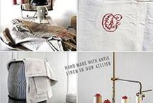 ARXE / VINTAGE TEXTILES FOR THE HOME
