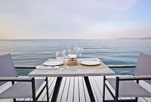 Dining & Bars / Amongst the finest #restaurants in #Corfu island, #Greece