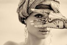 Fantastic Henna Designs / A collection of amazing henna designs from around the world.