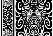 Maori Tattoo. / Maori Tattoo