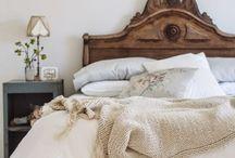 Bedroom / Dreaming of bedroom bliss