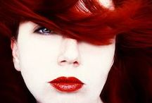 #Red Hot Hair