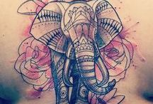 Tatoo Ideias / uma seleção de tatuagens que achei interessantes!
