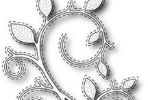 Poppystamps Dies / Product Catalog for Poppystamps, #Dies, #Poppystamps,  / by Poppystamps