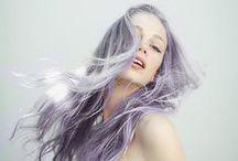 unusual hair colour