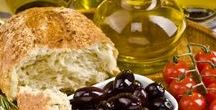 Mediterranean Eating / The best diet is tested by time...Mediterranean!