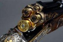 Armas / Mais um dos meus vastos interesses...