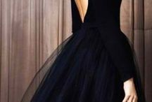 Happy in Black