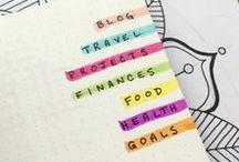 Agenda Planner Journal