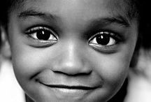 Children smiles  / Laughter. Every global citizen knows how. Deep down, we are all the same~ We all love how good laughter makes us feel.