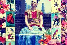 Iconic Frida Kahlo