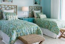 Coastal Living / Dreaming of life living by the ocean?  Take a look at these coastal living home decor ideas!