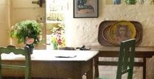 Irish Country Home / My daughter runs an Inn in Ireland built in the late 1800's!  Home decor ideas from Ireland!