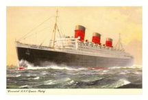 Queen Mary Art / by The Queen Mary