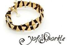 Brilliant Bracelets  / by Yaf Sparkle