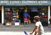 Seed Stroller in Kathmandu
