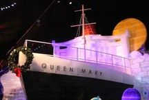 Queen Mary's CHILL / by The Queen Mary