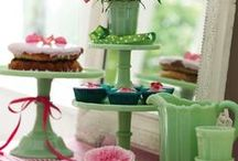 Bakery Decorating Ideas / Creative ideas for my bakery in Darby, Montana / by Annie Edwards