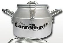 CanCooker Products / Complete Product Line from CanCooker Inc