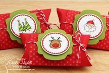 Pacchetti natalizi - Christmas packaging