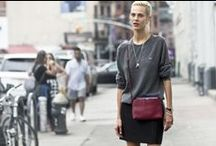 Street style / Some of my favorite street styles