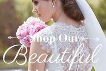 The Bridal Suite / Beautiful wedding dresses from my shop The Bridal Suite, Fareham Www.bridalsuitegowns.co.uk