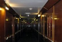 Haunted History / by The Queen Mary