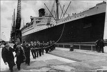 Queen Mary Historical Photos