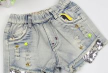 Kids Shorts & Bottoms / Nothing is more fun to mix and match with a kids outfit than kids shorts and bottoms. Check it out....