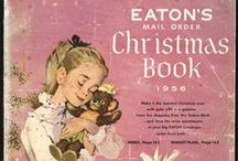 Christmas Catalogues (vintage) / by Lennie Locken