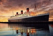 The Queen Mary Today / by The Queen Mary
