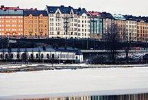 Stockholm and Sweden