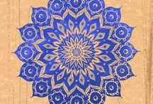 Mandalas - idées créatives