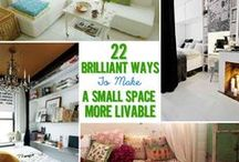 Home sweet apartment / Great ideas for our beloved home