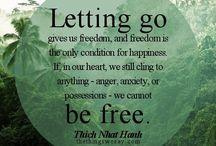 Let go ~ lâcher prise