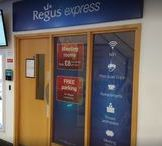 Regus Express - A14 Services (1936) / Regus 'Express' centre located on A14 Services Northbound.  *Business Lounge and *Meeting Rooms