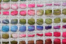 weave / weaving examples and some inspiration / by Carole Bowman