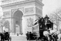Paris Past /  Paris c.1800's-1930.  See Vintage Paris for post 1930.  If you are following, pin some, I may not be pinning many more, but please do not raid or copy board.  / by Kimberly Sondra