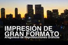 Impresión Digital de Gran Formato | Large Format