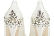 [Inspiration] Shoes / All the shoes that you can wear for your wedding day!