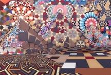 Canvas prints / Mandala & heilige geometrie design prints op canvas en Iphone hoezen